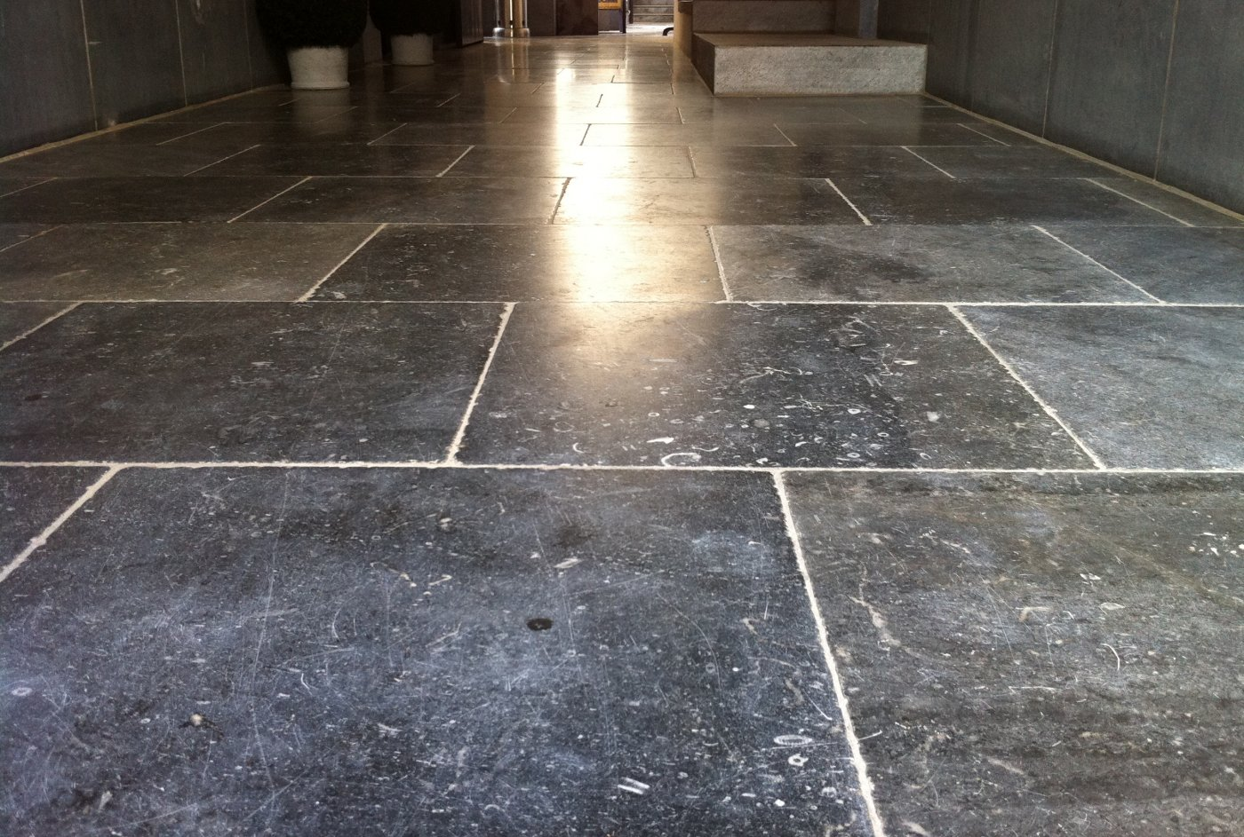 Reclaimed Belgian Bluestone Ref N120 Reclaimed