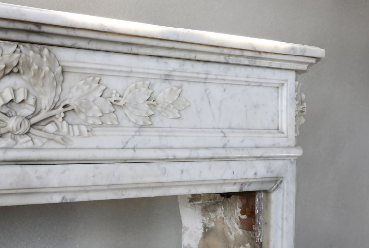 19th century mantel