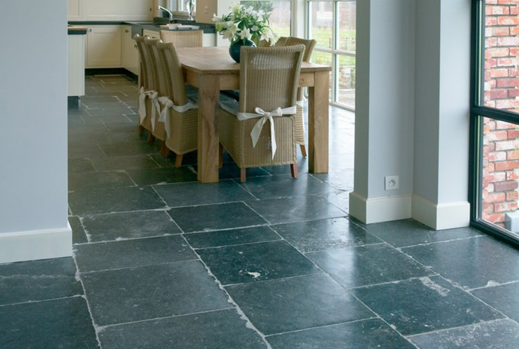 old belgian bluestone