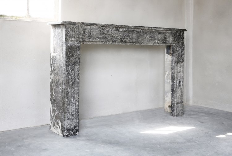 St. Anna marble fireplace