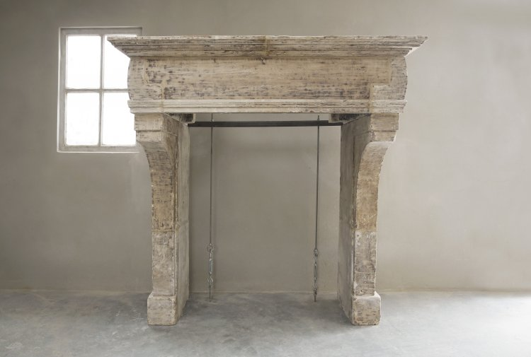 french antique mantelpiece