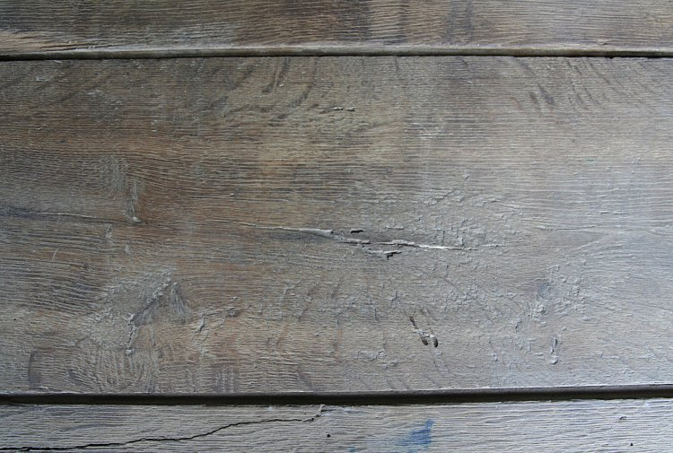 Part old oak planks - 1