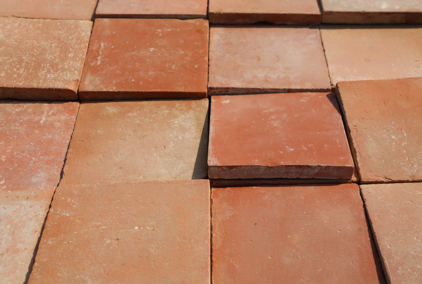 Machine extruder tiles ref t05 reclaimed french terracotta machine extruder tiles dailygadgetfo Choice Image