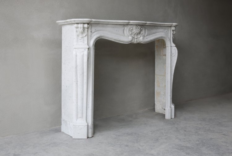Louis XV mantel